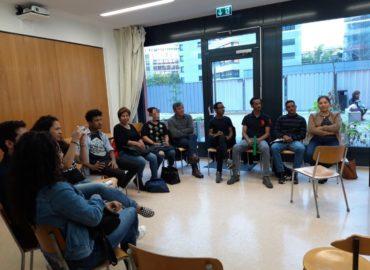 Session d'ateliers nutritionnels